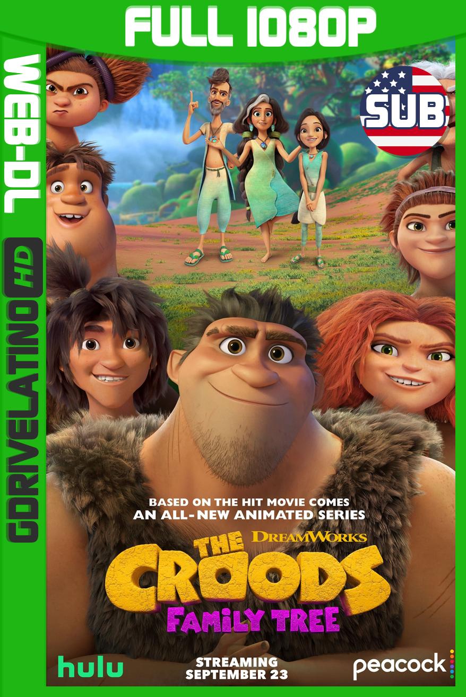 The Croods: Family Tree (2021) Temporada 01 WEB-DL 1080p Subtitulado