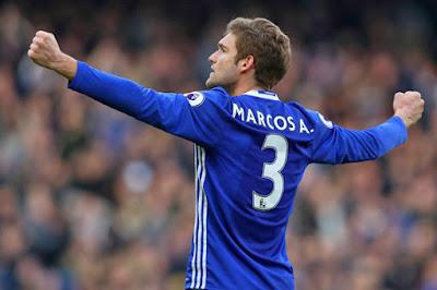 11 Pemain Terbaik Liga Inggris 2016-2017