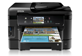 Epson WorkForce WF-3540 Printer Driver