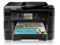 Epson WorkForce WF-3540 Printer Driver - Windows, Mac
