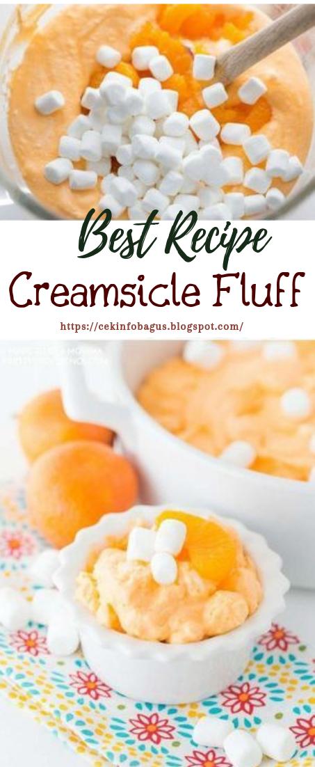 Creamsicle Fluff #desserts #cakerecipe