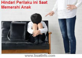 Buat Info - Perilaku yang Perlu Dihindari Saat Memarahi Anak