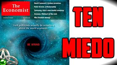The ECONOMIST ¿Sus portadas predicen un FUTURO planeado?