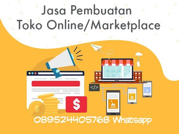 Pembuatan Toko Online Website/Blog di Jamin Murah
