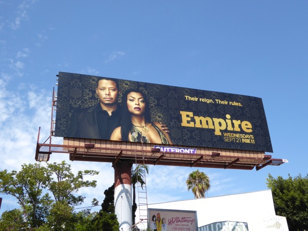 Empire season 3 billboard