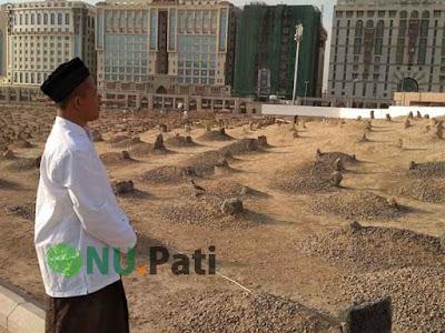 Makam KH Muhammadun Abdul Hadi
