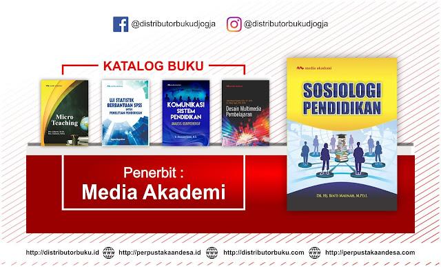 Buku Terbaru Terbitan Penerbit Media Akademi
