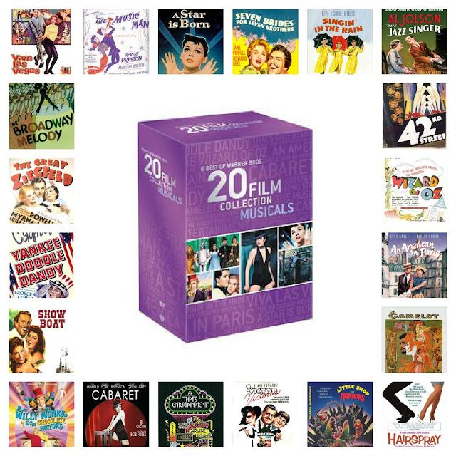 20 Best Warner Bros Musicals