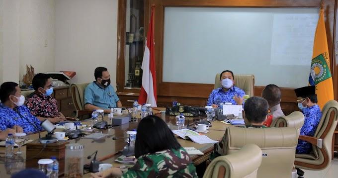 Target 15 Ribu Vaksinasi Per Hari, Pemkot Tangerang Gandeng TNI - Polri
