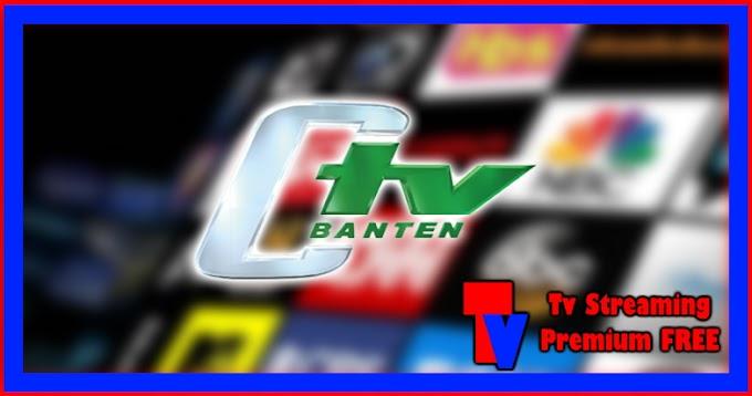 Live Streaming TV - CTV Banten