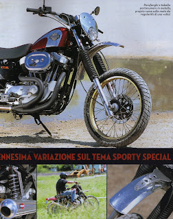sportster scrambler by taddys hd 2005 article pag 4