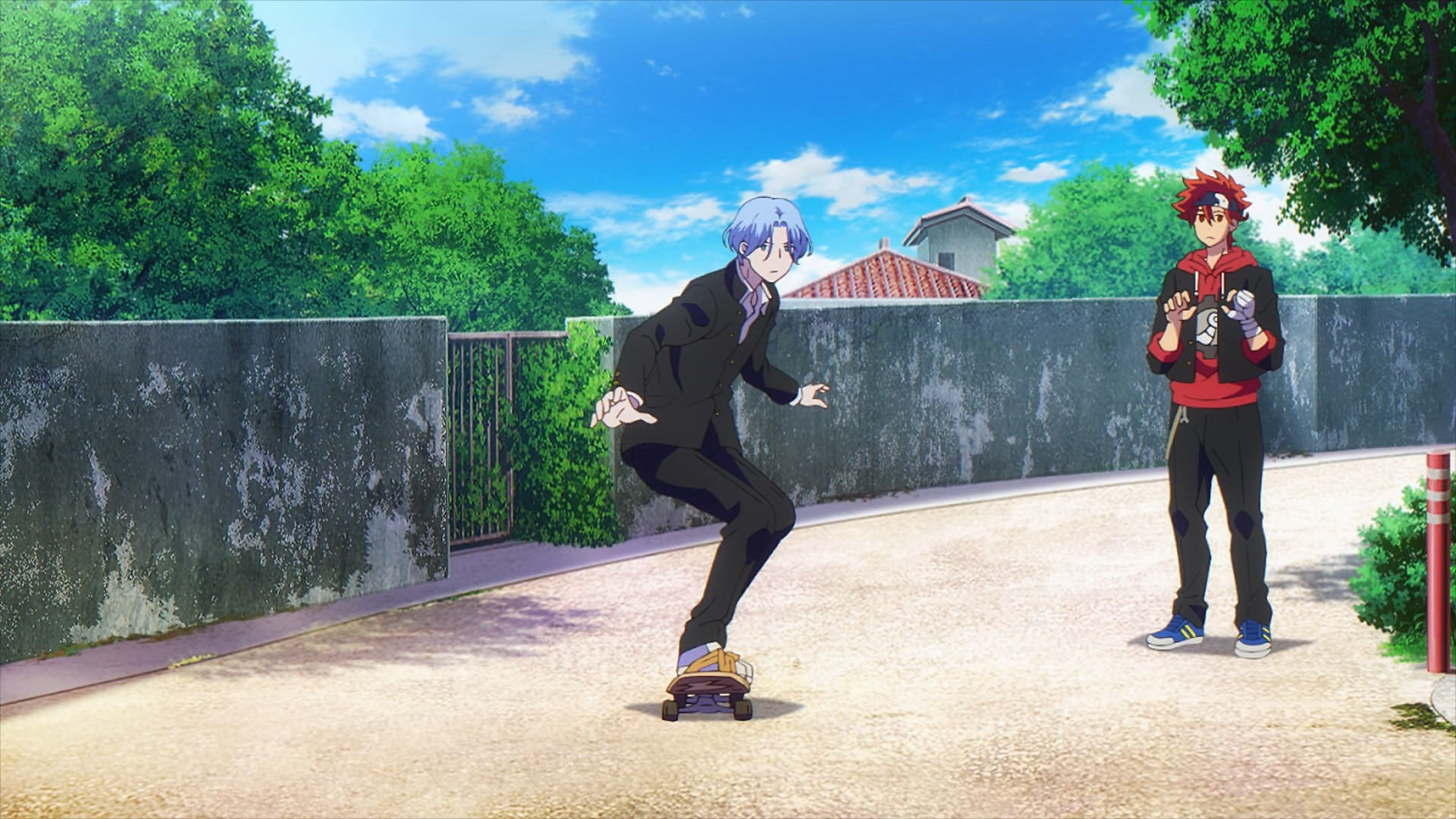 SK8 the Infinity Episode 02 Subtitle Indonesia