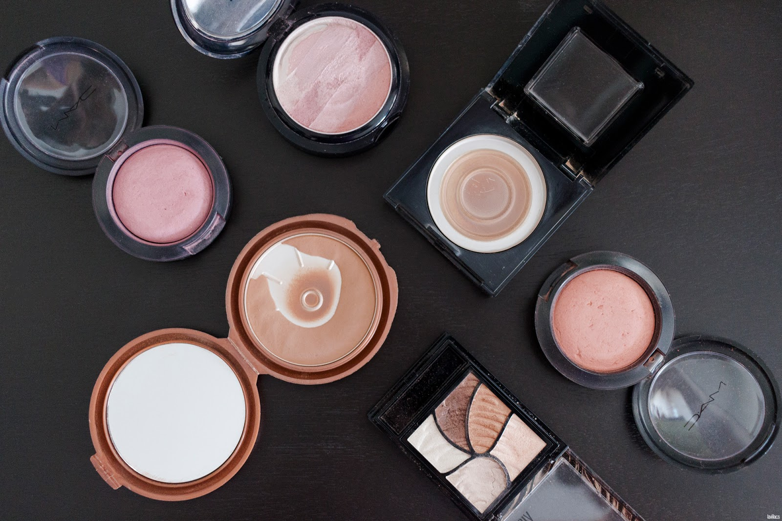 Project Make A Dent 2016 Powder makeup products - Half year results