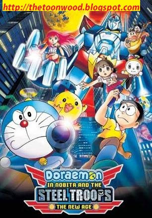 Doraemon In Nobita And The Steel Troops Full Movie In Hindi free download