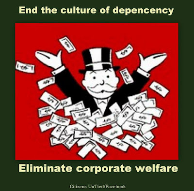 Image result for corporate welfare