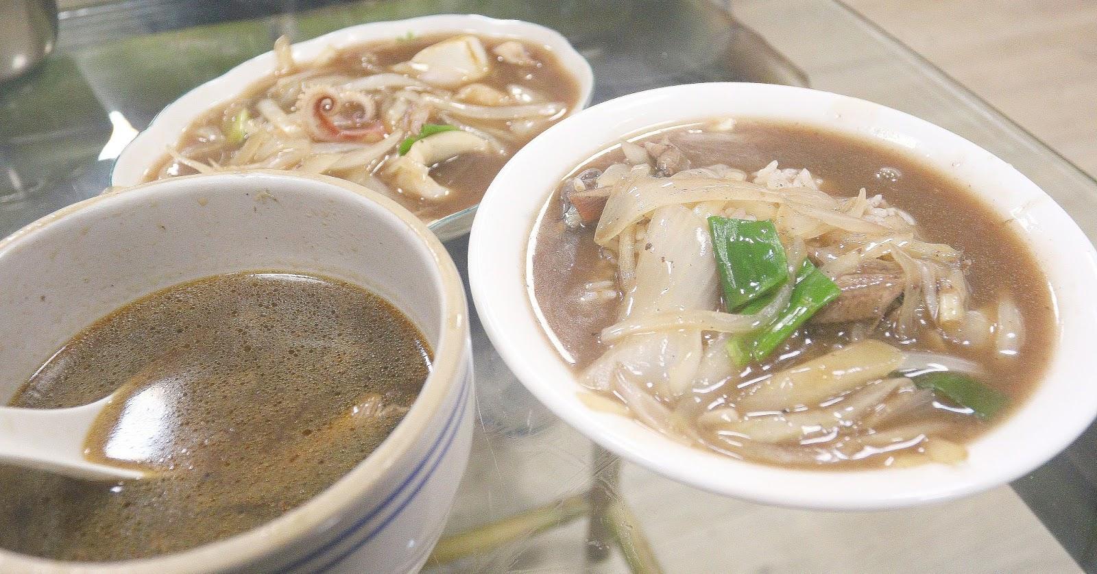 台南 清香鱔魚麵