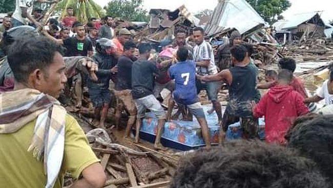 Pengamat Soroti Lemah & Lambatnya Pemerintah Tangani Bencana di NTT