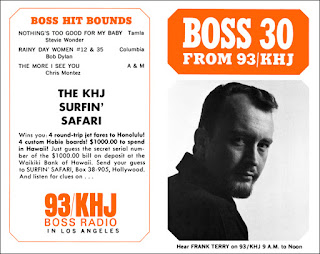 KHJ Boss 30 No. 39 - Frank Terry