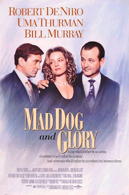 Mad Dog and Glory Poster