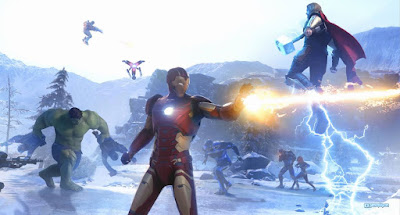 Try Marvel's Avengers - Do any activities in Warzone