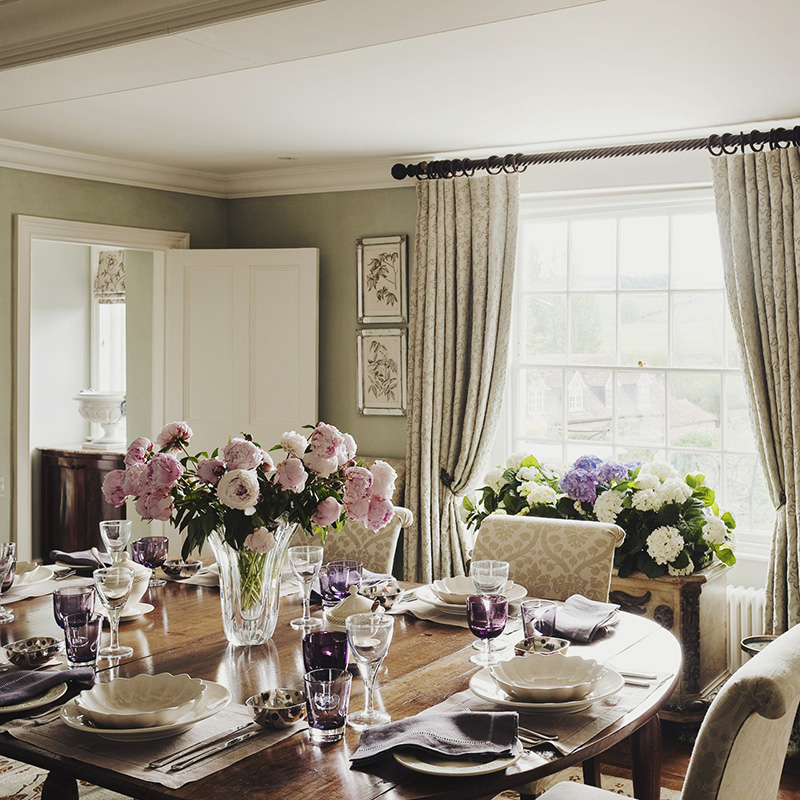 Interior Designer: Louise Jones & a House in Wiltshire