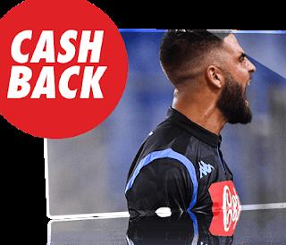 circus cashback Napoli vs Fiorentina 15 septiembre