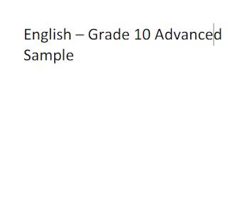 كتاب الطالب في اللغة الانجليزية للصف العاشر