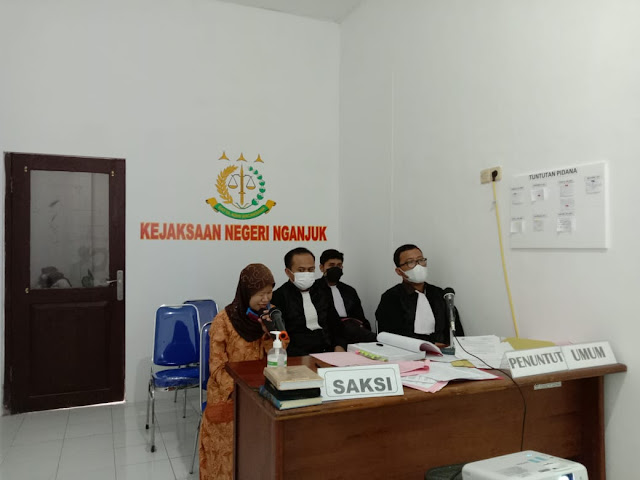 Kejari Nganjuk, Nganjuk, Aziz Rahayu