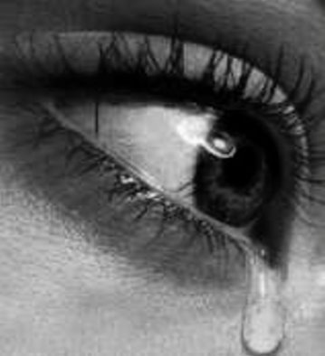 Resultado de imagem para PENSAMENTOS POESIAS E REFLEXÕES - A marca de uma lágrima - Autor(a) Desconhecido