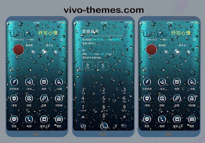 Water Importance Theme For Vivo Android Smartphones