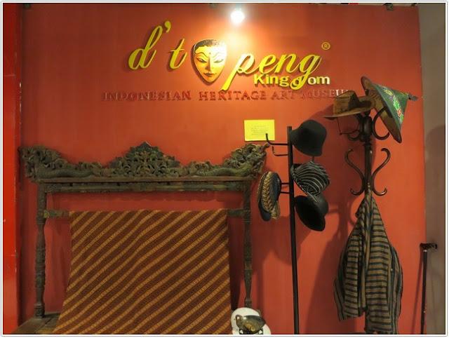 D'topeng Museum Angkut;10 Top Destinasi Wisata Malang