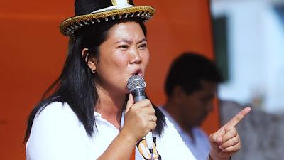 Keiko Fujimori recibió más de S/ 19 millones de tres empresarios para campaña 2011