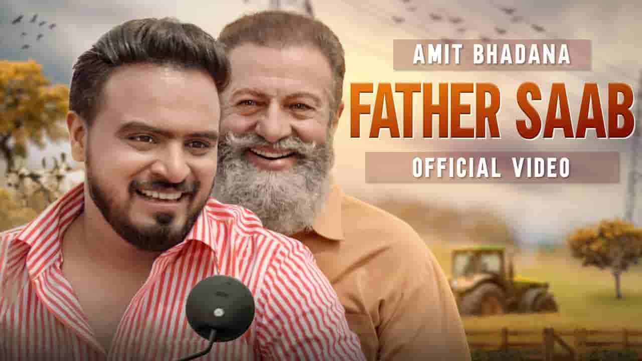 Father saab lyrics King x Amit Bhadana Punjabi Song