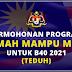 Permohonan Rumah Mampu Milik 2021 Dibuka Untuk Golongan B40 (Portal TEDUH)