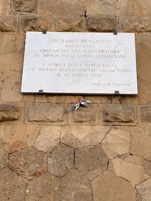 Targa Girolamo Minervini
