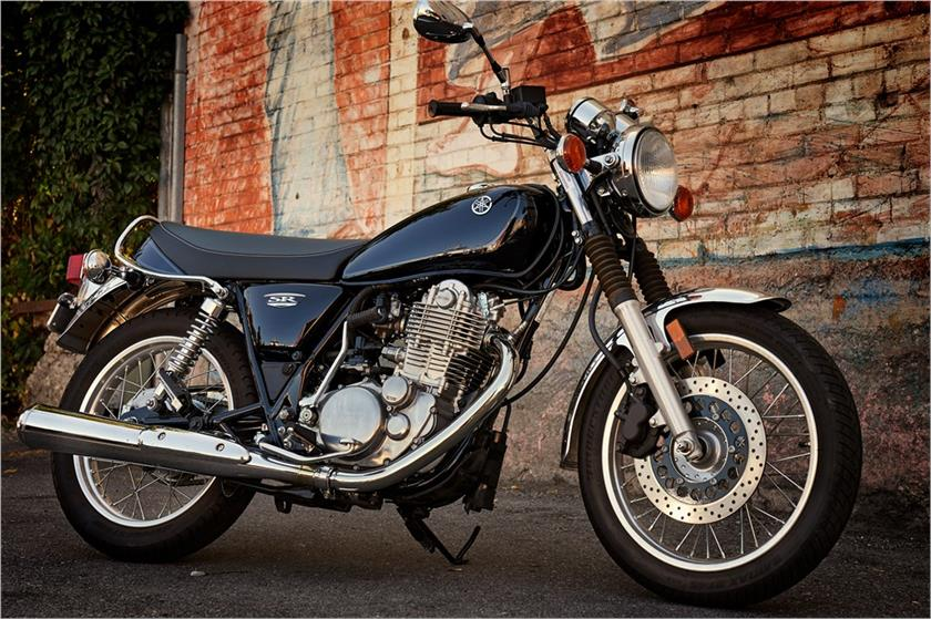 Top 5 modern motorcycles for customisation return of the for Yamaha xt250 top speed