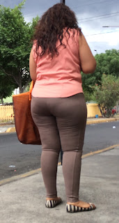 Mujeres nalgonas pantalones vestir entallados