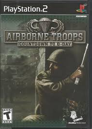 Airborne Troops - Countdown to D-Day (USA) PS2 ISO
