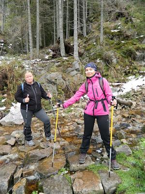 nordic walking, wyjazd weekendowy