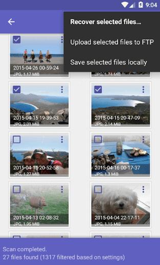 Delete हुए Photos को Recover कैसे करें?