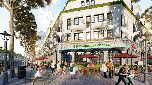 """Biệt thự thương mại dự án Sunshine Residence Helios Ciputra Hà Nội """"Làn gió mới"""" phân khúc Shophouse Villas"""