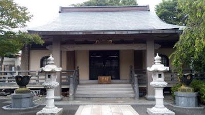 高西寺 本堂
