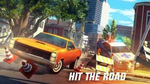 Gangstar New Orleans APK+DATA MOD Android