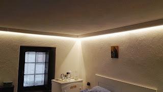 Illuminazione led casa: aosta u2013 illuminazione led in un appartamento