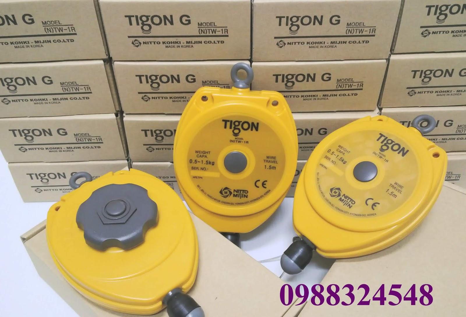 Pa lăng cân bằng Tigon TW-1R