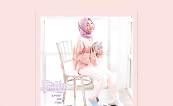 Single Baru Fatin Shidqia Shoot Me Now On Spotify Plus Lirik