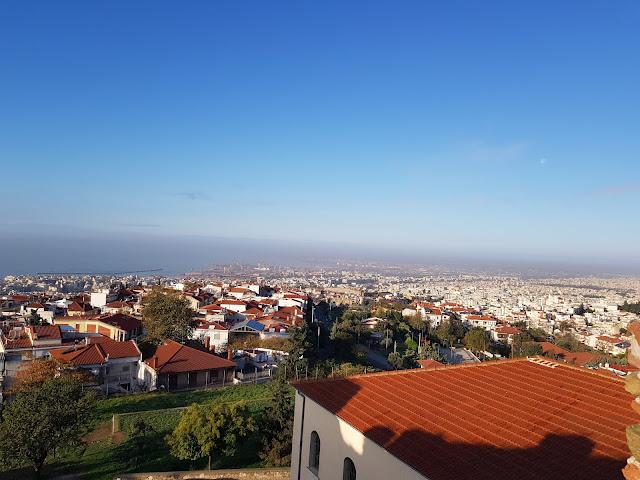 תצפית ממצודת הפטפירגיו