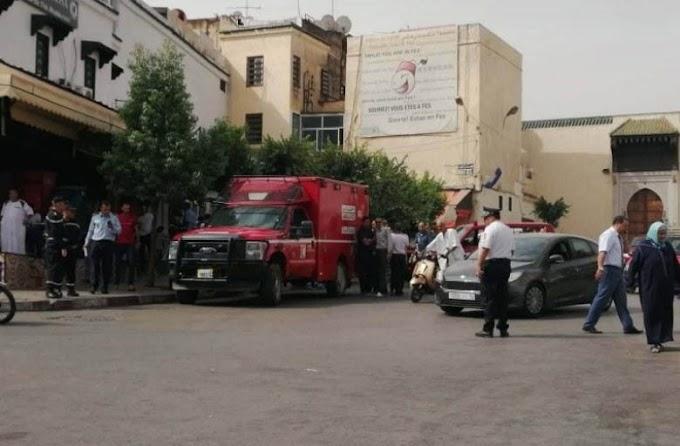 Un vehículo atropella a una multitud de turistas en Marruecos