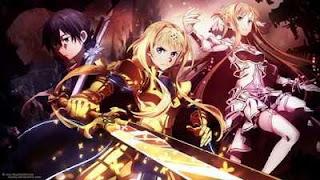 Sword Art Online Alicization War of Underworld Episode 9