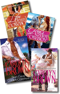Avalon Authors Interview With Carolyn Brown border=